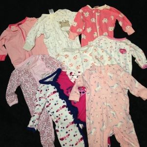 3-6 month sleeper bundle